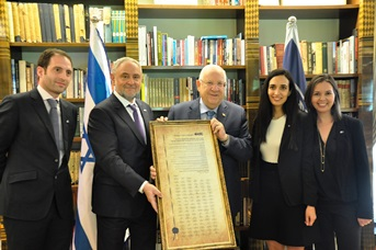 'Declaration of the Jewish Diaspora_s