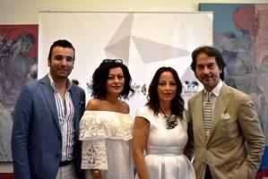 Jean Claude Micaleff - Louise Tedesco - Grazia Marino - Antonio Falanga.JPG