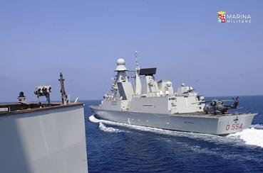 caio dulio marina militare