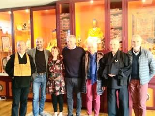 Consiglio Direttivo buddista
