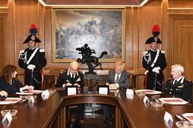 carabinieri e ingv