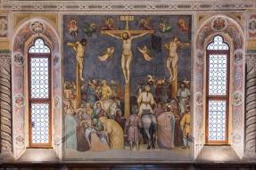 Altichiero Da Zevio, crocifissione