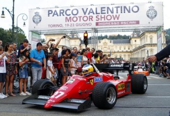 motorshow parco valentino1