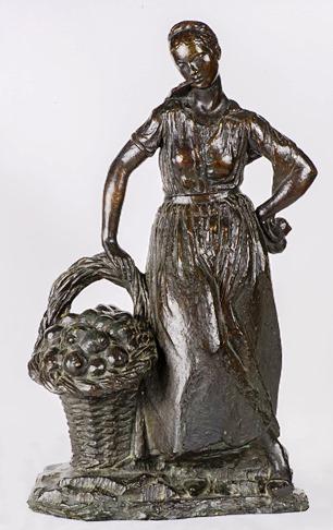 Inv. GAA18507 e  inventario sculture 1987 Inv. GAA18507 e  inven