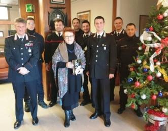 Rojc visita carabinieri Duino.jpg