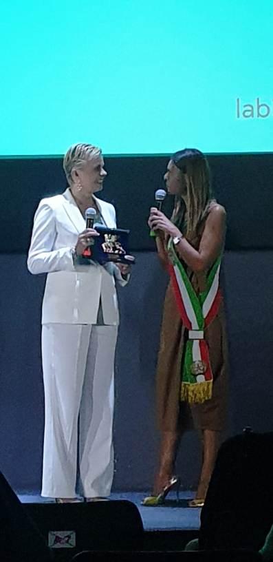 Jessica Roiter e Ermelinda Damiano. Foto di Paolo Zanetti